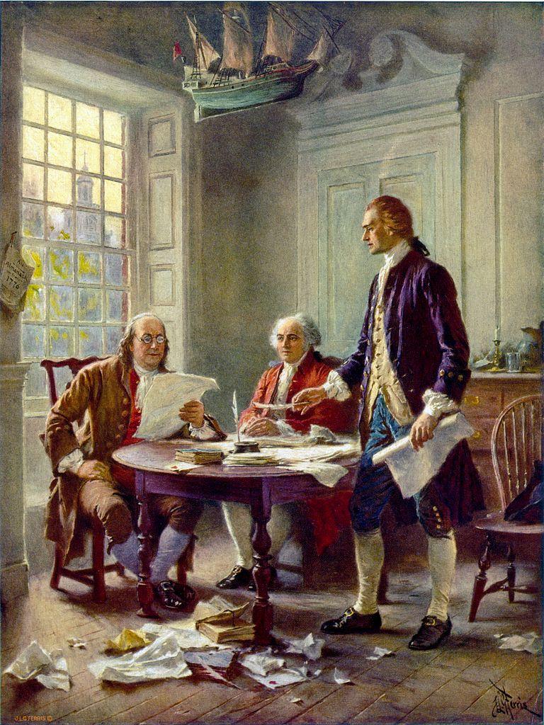 La imagen tiene un atributo ALT vacío; su nombre de archivo es writing_the_declaration_of_independence_1776_cph.3g09904.jpg